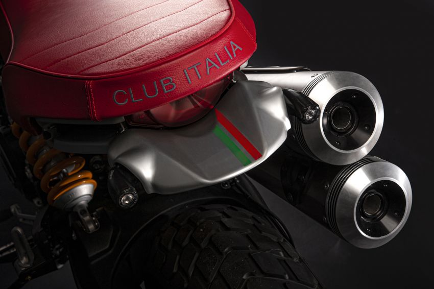 Scrambler Ducati Club Italia for fight against Covid-19, exclusive to Scuderia Italia members Image #1134410