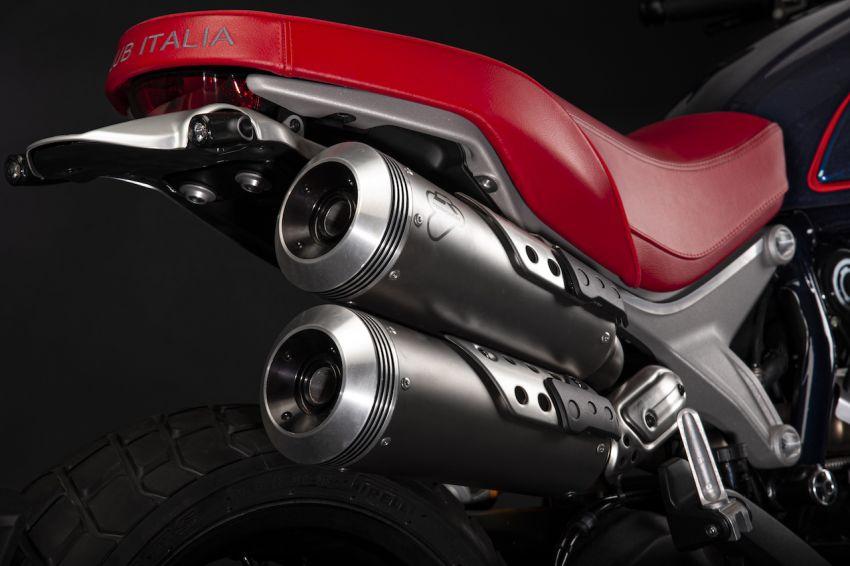 Scrambler Ducati Club Italia for fight against Covid-19, exclusive to Scuderia Italia members Image #1134412