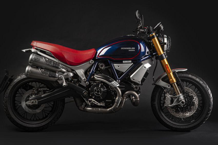 Scrambler Ducati Club Italia for fight against Covid-19, exclusive to Scuderia Italia members Image #1134414