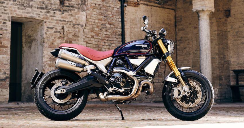 Scrambler Ducati Club Italia for fight against Covid-19, exclusive to Scuderia Italia members Image #1134401
