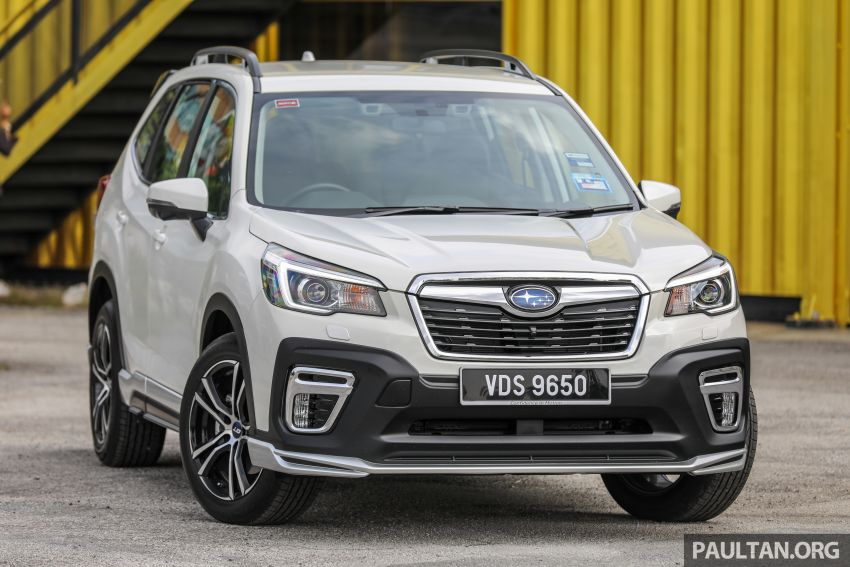 GALLERY: 2020 Subaru Forester GT Edition in Malaysia – 156 PS/196 Nm, EyeSight, RM177,788 Image #1138125