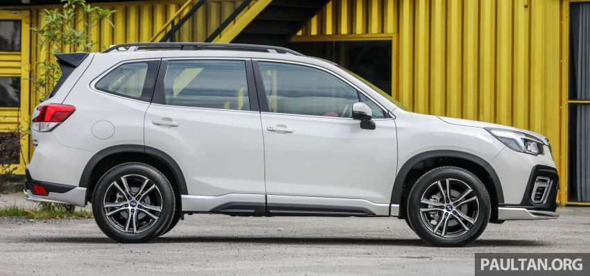 GALLERY: 2020 Subaru Forester GT Edition in Malaysia – 156 PS/196 Nm, EyeSight, RM177,788 Image #1138134