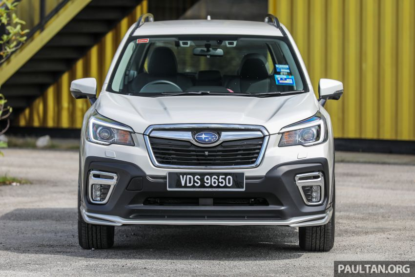 GALLERY: 2020 Subaru Forester GT Edition in Malaysia – 156 PS/196 Nm, EyeSight, RM177,788 Image #1138135