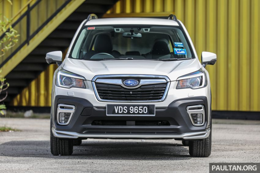 GALLERY: 2020 Subaru Forester GT Edition in Malaysia – 156 PS/196 Nm, EyeSight, RM177,788 Image #1138136