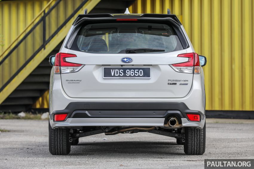 GALLERY: 2020 Subaru Forester GT Edition in Malaysia – 156 PS/196 Nm, EyeSight, RM177,788 Image #1138137