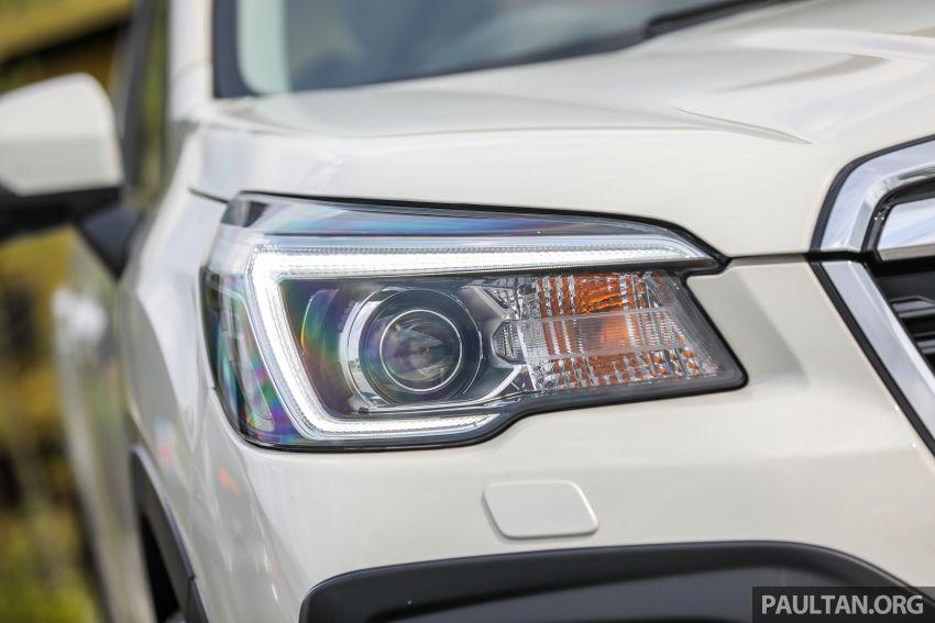 PANDU UJI: Subaru Forester GT Edition 2020 pilihan untuk yang gemarkan gaya dan prestasi menguja Image #1137982