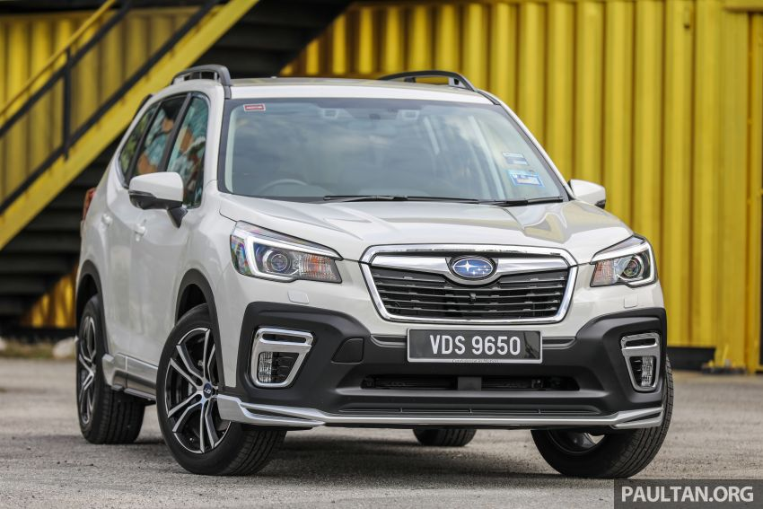 GALLERY: 2020 Subaru Forester GT Edition in Malaysia – 156 PS/196 Nm, EyeSight, RM177,788 Image #1138126