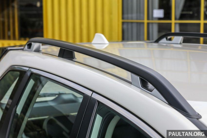 PANDU UJI: Subaru Forester GT Edition 2020 pilihan untuk yang gemarkan gaya dan prestasi menguja Image #1137988