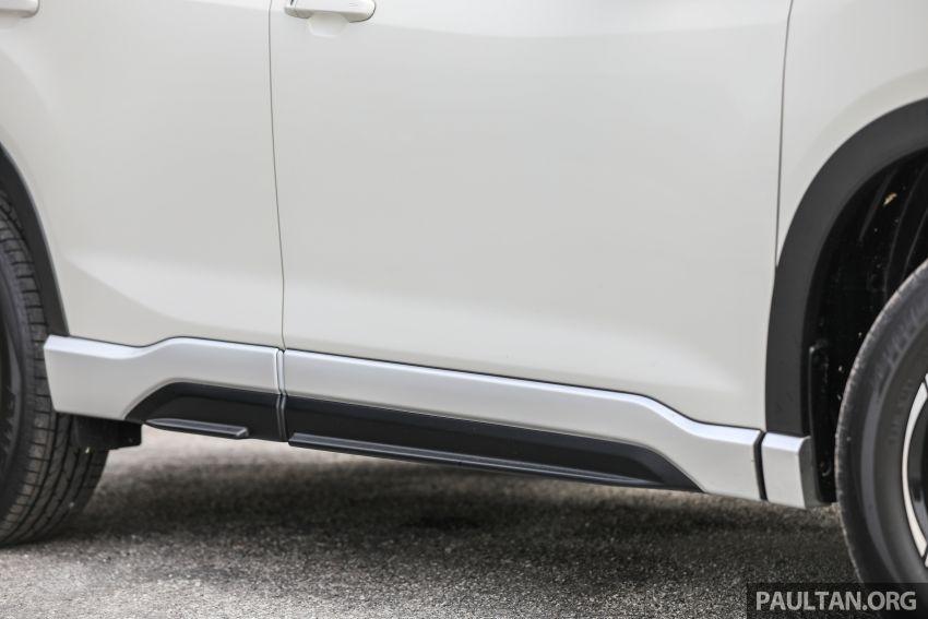 PANDU UJI: Subaru Forester GT Edition 2020 pilihan untuk yang gemarkan gaya dan prestasi menguja Image #1137992
