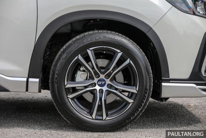 PANDU UJI: Subaru Forester GT Edition 2020 pilihan untuk yang gemarkan gaya dan prestasi menguja Image #1137993