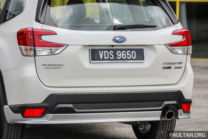 GALLERY: 2020 Subaru Forester GT Edition in Malaysia – 156 PS/196 Nm, EyeSight, RM177,788 Image #1138153