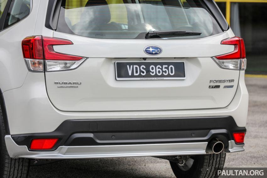 PANDU UJI: Subaru Forester GT Edition 2020 pilihan untuk yang gemarkan gaya dan prestasi menguja Image #1137996