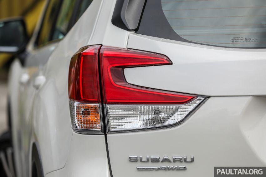 PANDU UJI: Subaru Forester GT Edition 2020 pilihan untuk yang gemarkan gaya dan prestasi menguja Image #1137997