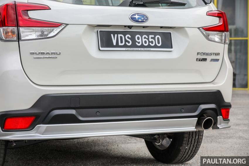 GALLERY: 2020 Subaru Forester GT Edition in Malaysia – 156 PS/196 Nm, EyeSight, RM177,788 Image #1138158