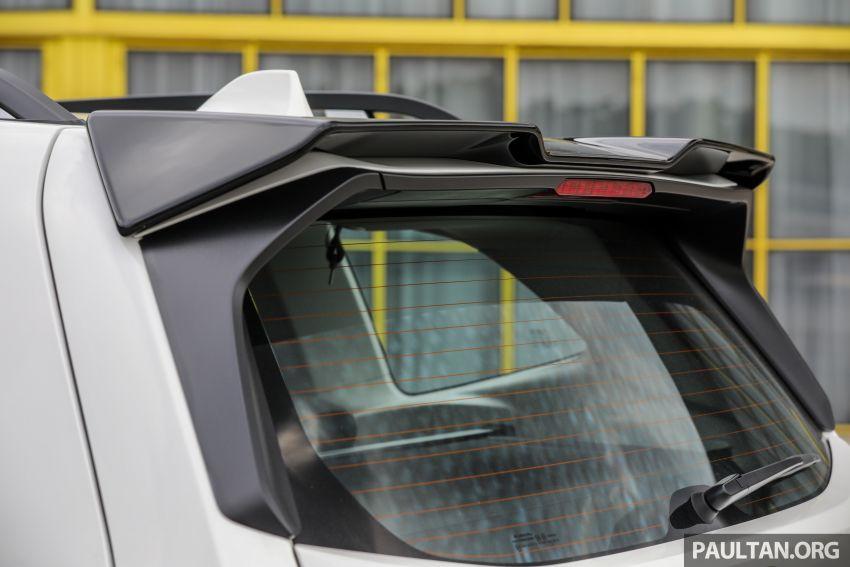 PANDU UJI: Subaru Forester GT Edition 2020 pilihan untuk yang gemarkan gaya dan prestasi menguja Image #1138003