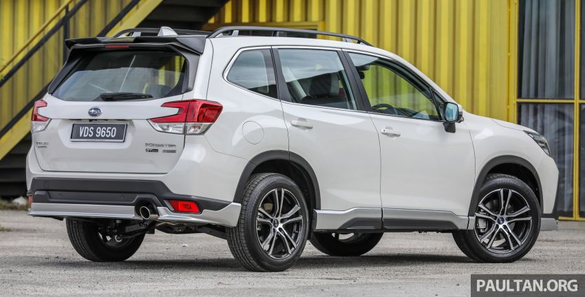 GALLERY: 2020 Subaru Forester GT Edition in Malaysia – 156 PS/196 Nm, EyeSight, RM177,788 Image #1138130