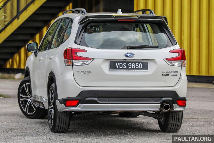 PANDU UJI: Subaru Forester GT Edition 2020 pilihan untuk yang gemarkan gaya dan prestasi menguja Image #1137969