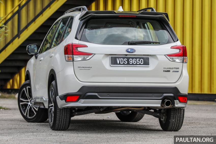 GALLERY: 2020 Subaru Forester GT Edition in Malaysia – 156 PS/196 Nm, EyeSight, RM177,788 Image #1138132