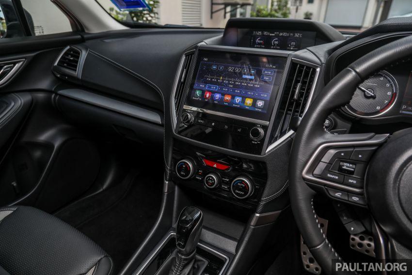 PANDU UJI: Subaru Forester GT Edition 2020 pilihan untuk yang gemarkan gaya dan prestasi menguja Image #1138030