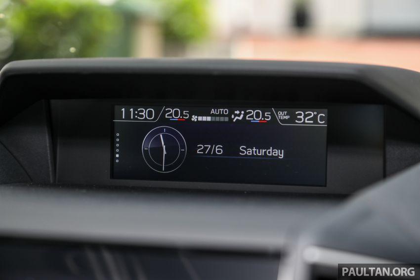 PANDU UJI: Subaru Forester GT Edition 2020 pilihan untuk yang gemarkan gaya dan prestasi menguja Image #1138034