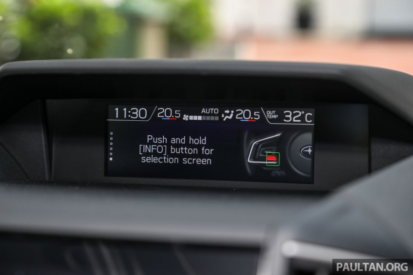 PANDU UJI: Subaru Forester GT Edition 2020 pilihan untuk yang gemarkan gaya dan prestasi menguja Image #1138035