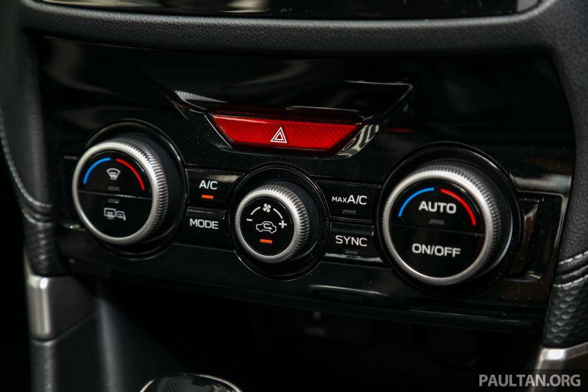 PANDU UJI: Subaru Forester GT Edition 2020 pilihan untuk yang gemarkan gaya dan prestasi menguja Image #1138049