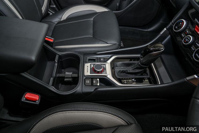 PANDU UJI: Subaru Forester GT Edition 2020 pilihan untuk yang gemarkan gaya dan prestasi menguja Image #1138056