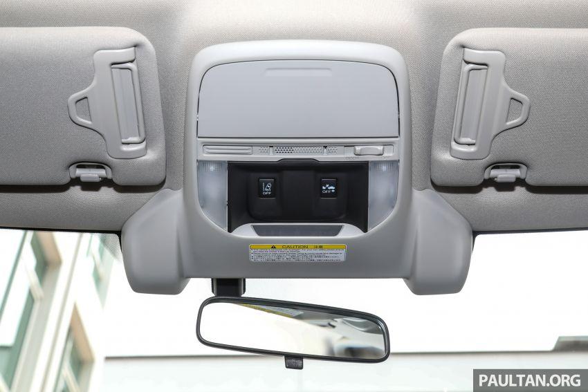 PANDU UJI: Subaru Forester GT Edition 2020 pilihan untuk yang gemarkan gaya dan prestasi menguja Image #1138060