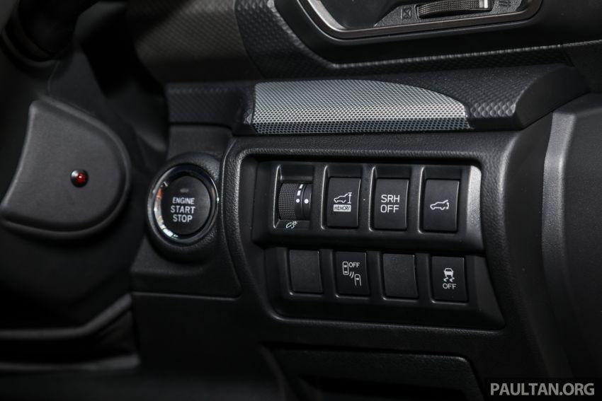 PANDU UJI: Subaru Forester GT Edition 2020 pilihan untuk yang gemarkan gaya dan prestasi menguja Image #1138062