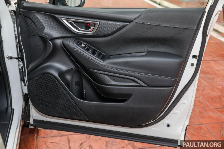 PANDU UJI: Subaru Forester GT Edition 2020 pilihan untuk yang gemarkan gaya dan prestasi menguja Image #1138074