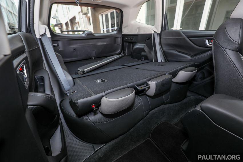 PANDU UJI: Subaru Forester GT Edition 2020 pilihan untuk yang gemarkan gaya dan prestasi menguja Image #1138080