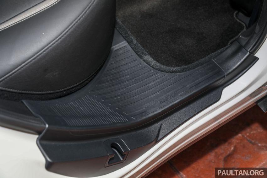 PANDU UJI: Subaru Forester GT Edition 2020 pilihan untuk yang gemarkan gaya dan prestasi menguja Image #1138083