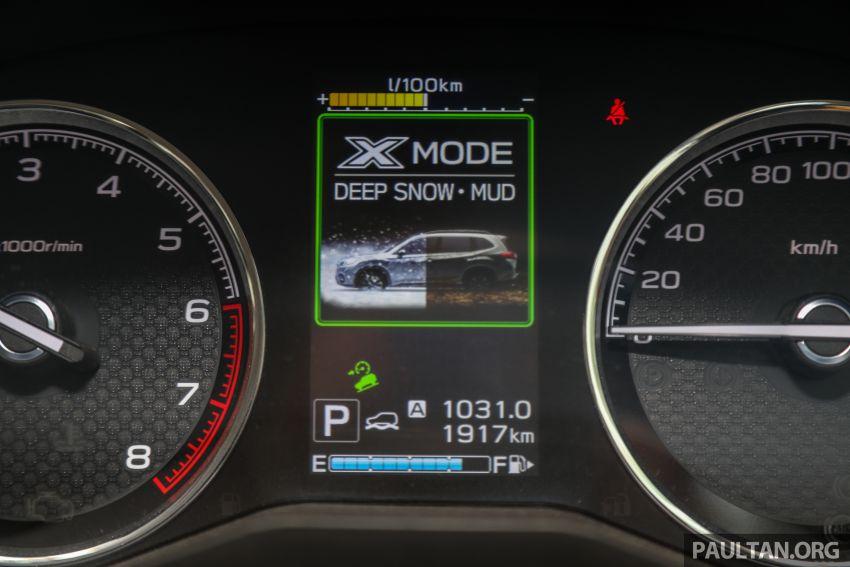 PANDU UJI: Subaru Forester GT Edition 2020 pilihan untuk yang gemarkan gaya dan prestasi menguja Image #1138092