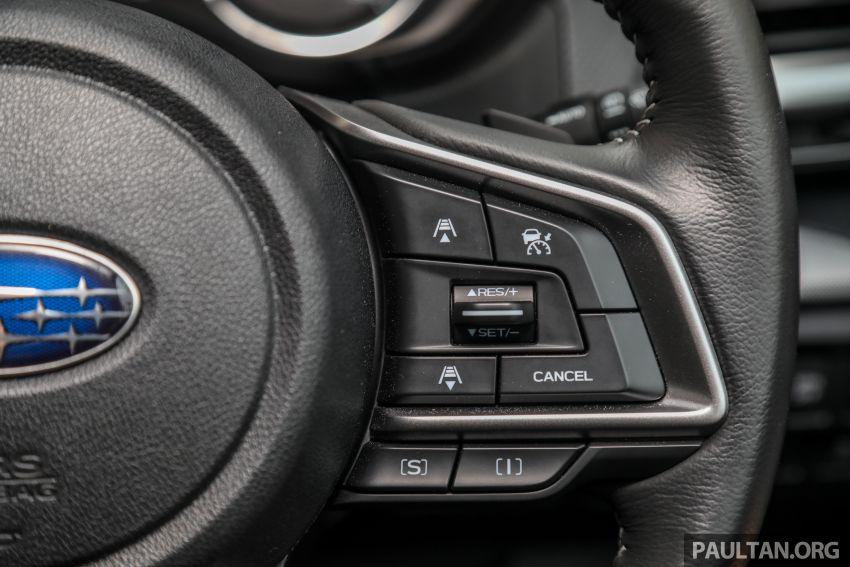 PANDU UJI: Subaru Forester GT Edition 2020 pilihan untuk yang gemarkan gaya dan prestasi menguja Image #1138029