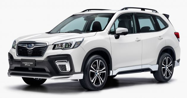 2020 Subaru Forester Gt Edition Launched In Malaysia 156 Ps 196 Nm 2 0l Eyesight Driver Assist Rm178k Paultan Org