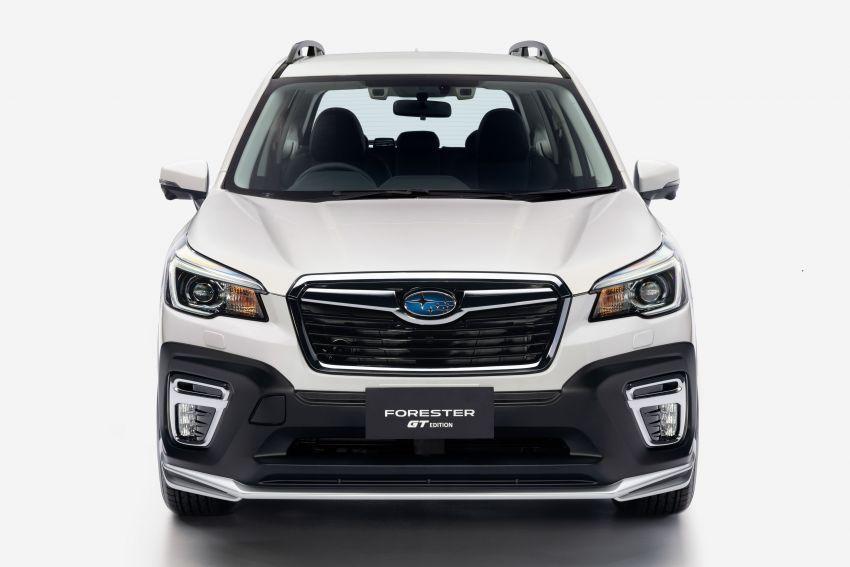 Subaru Forester GT Edition 2020 tiba di Malaysia — enjin 2.0L, 156 PS/196 Nm, sistem EyeSight, RM178k Image #1124466