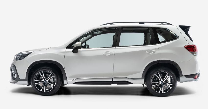2020 Subaru Forester GT Edition launched in Malaysia – 156 PS/196 Nm 2.0L, EyeSight driver assist; RM178k Image #1124283