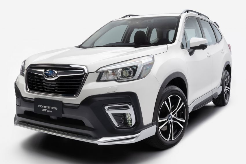 2020 Subaru Forester GT Edition launched in Malaysia – 156 PS/196 Nm 2.0L, EyeSight driver assist; RM178k Image #1124284