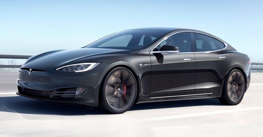2020 Tesla Model S Long Range Plus becomes first EV to break the 643-km range barrier, according to EPA Image #1131223