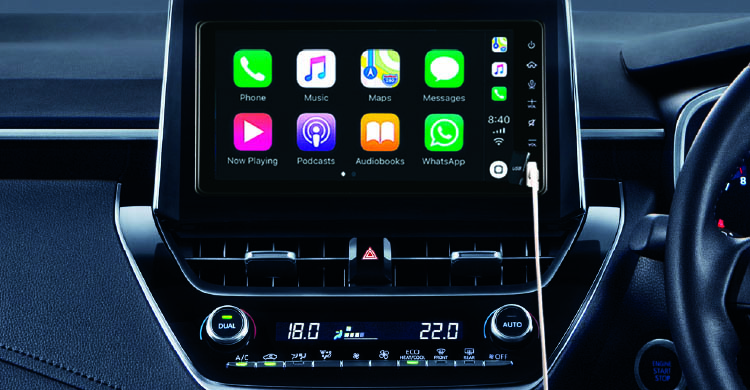 2020 Toyota Corolla gets new 9-inch Display Audio – Android Auto, Apple CarPlay support; RM3,000 more Image #1124746
