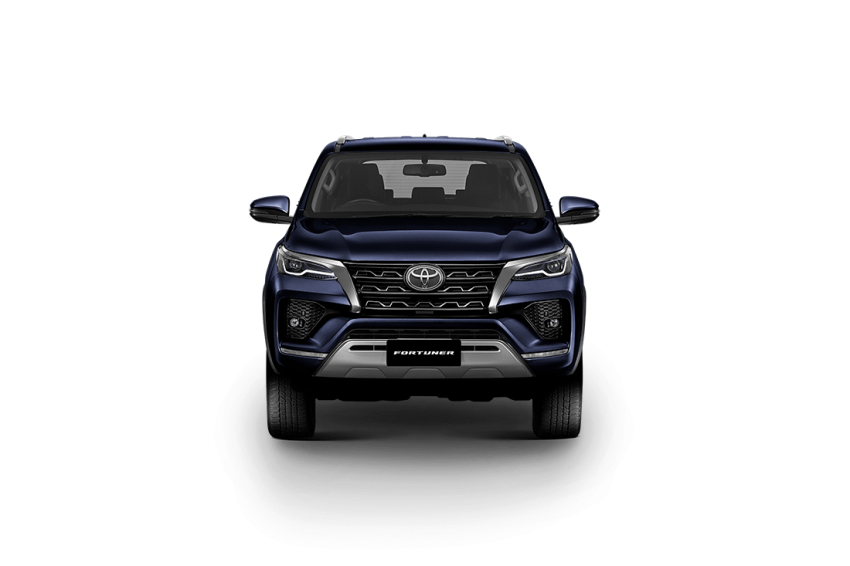 2020 Toyota Fortuner facelift revealed – 2.8L with 204 PS, 500 Nm, Thailand gets Legender with sporty face Image #1126644