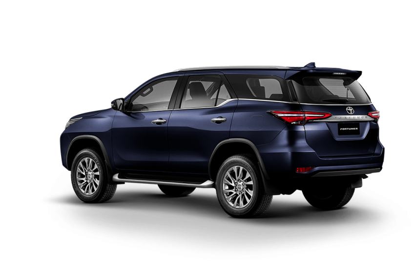 2020 Toyota Fortuner facelift revealed – 2.8L with 204 PS, 500 Nm, Thailand gets Legender with sporty face Image #1126655