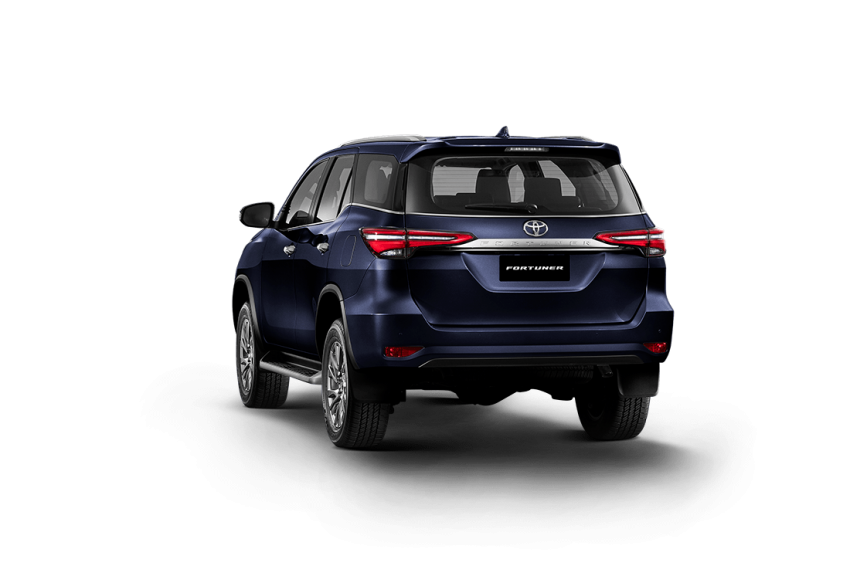 2020 Toyota Fortuner facelift revealed – 2.8L with 204 PS, 500 Nm, Thailand gets Legender with sporty face Image #1126657