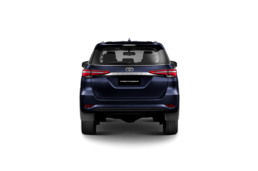 2020 Toyota Fortuner facelift revealed – 2.8L with 204 PS, 500 Nm, Thailand gets Legender with sporty face Image #1126658