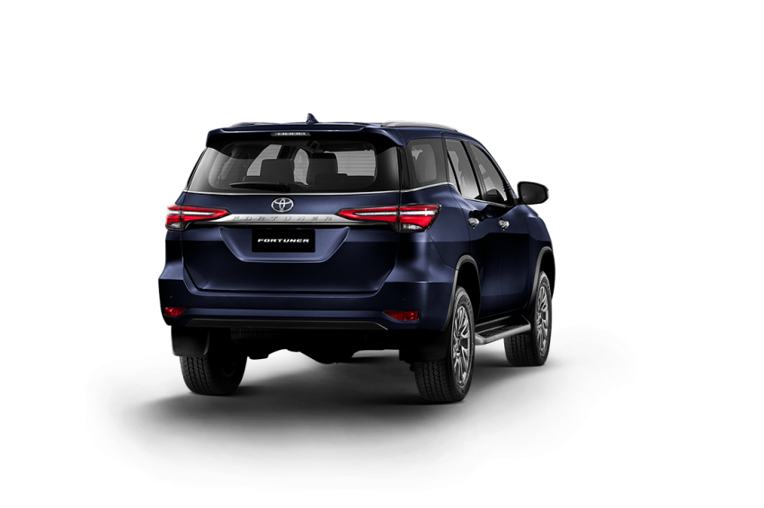 2020 Toyota Fortuner facelift revealed – 2.8L with 204 PS, 500 Nm, Thailand gets Legender with sporty face Image #1126659