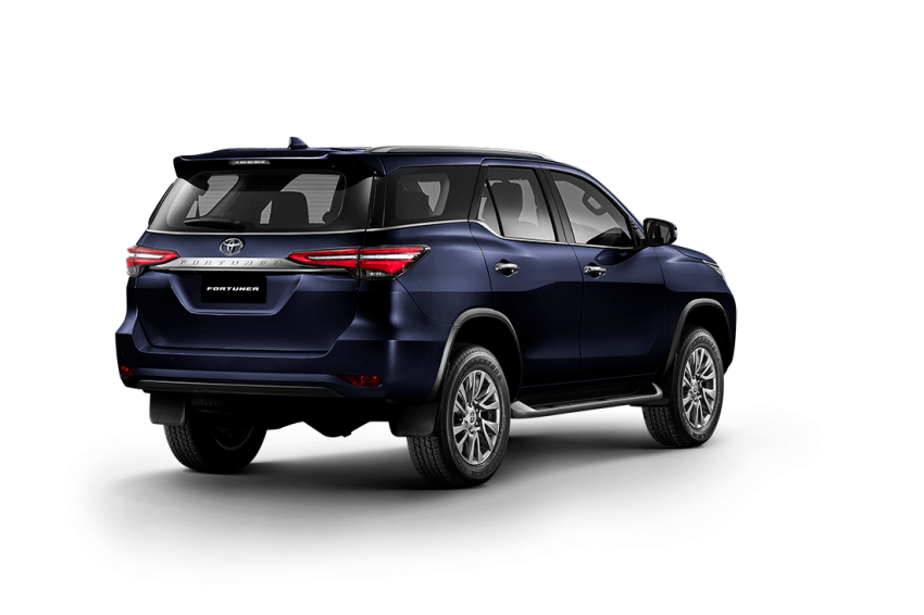 2020 Toyota Fortuner facelift revealed – 2.8L with 204 PS, 500 Nm, Thailand gets Legender with sporty face Image #1126660