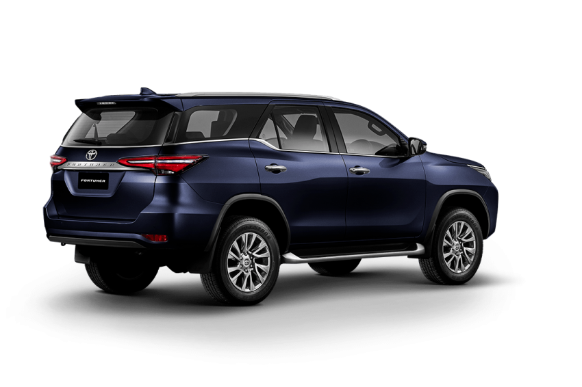 2020 Toyota Fortuner facelift revealed – 2.8L with 204 PS, 500 Nm, Thailand gets Legender with sporty face Image #1126661