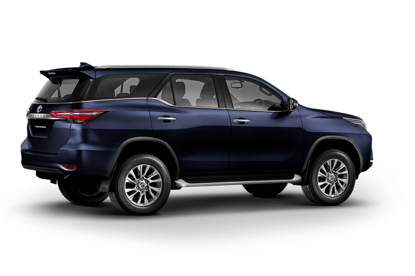 2020 Toyota Fortuner facelift revealed – 2.8L with 204 PS, 500 Nm, Thailand gets Legender with sporty face Image #1126662