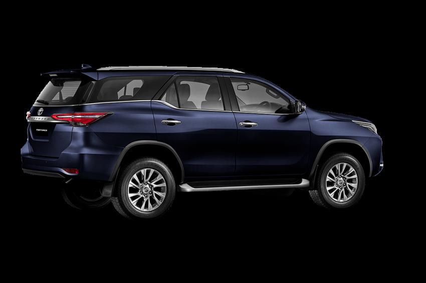 Toyota Fortuner facelift 2020 didedahkan – enjin 2.8L berkuasa 204 PS/500 Nm, varian Lagender untuk Thai Image #1126940