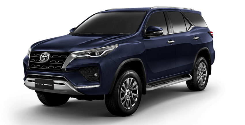 2020 Toyota Fortuner facelift revealed – 2.8L with 204 PS, 500 Nm, Thailand gets Legender with sporty face Image #1126645